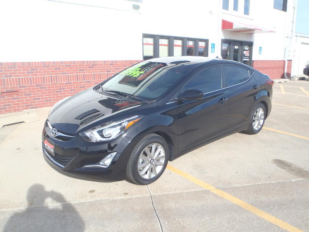 2015 Hyundai Elantra  - Martinson's Used Cars, LLC