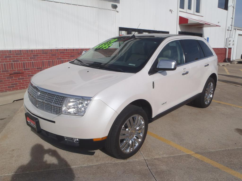2010 Lincoln MKX  - Martinson's Used Cars, LLC