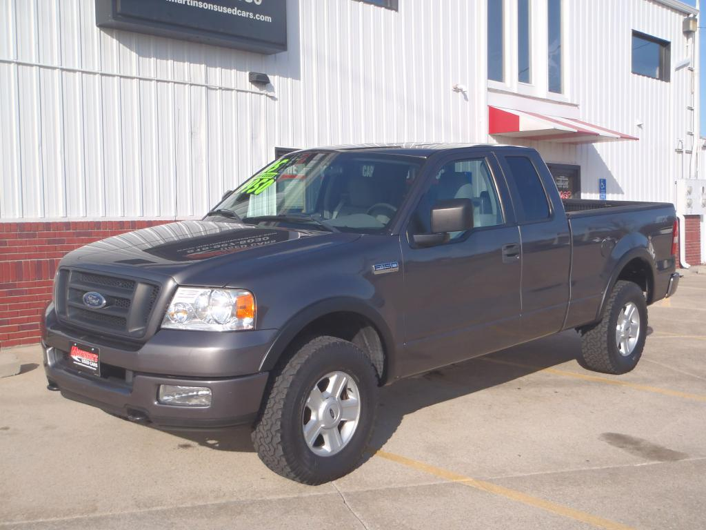 2005 Ford F-150  - Martinson's Used Cars, LLC