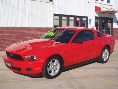 2010 Ford Mustang  for Sale  - 164872  - Martinson's Used Cars, LLC