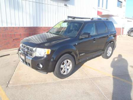 2008 Ford Escape LIMITED for Sale  - E19748  - Martinson's Used Cars, LLC
