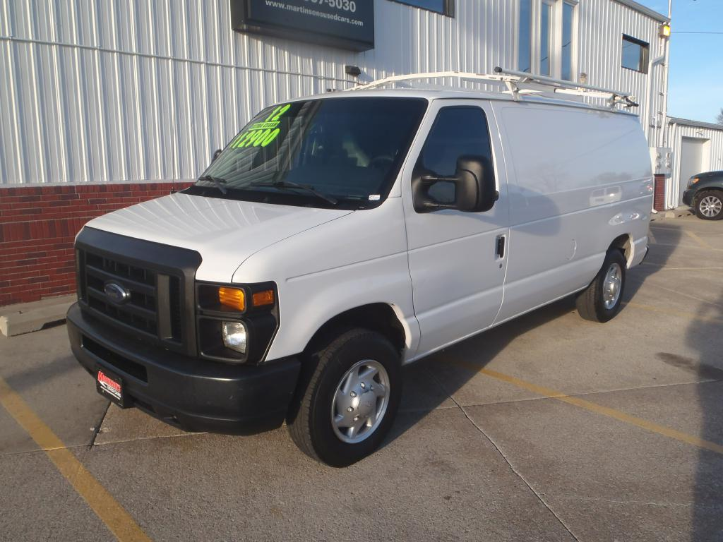 2012 Ford Econoline  - Martinson's Used Cars, LLC