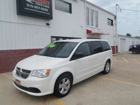 2013 Dodge Grand Caravan SE for Sale  - 682060  - Martinson's Used Cars, LLC