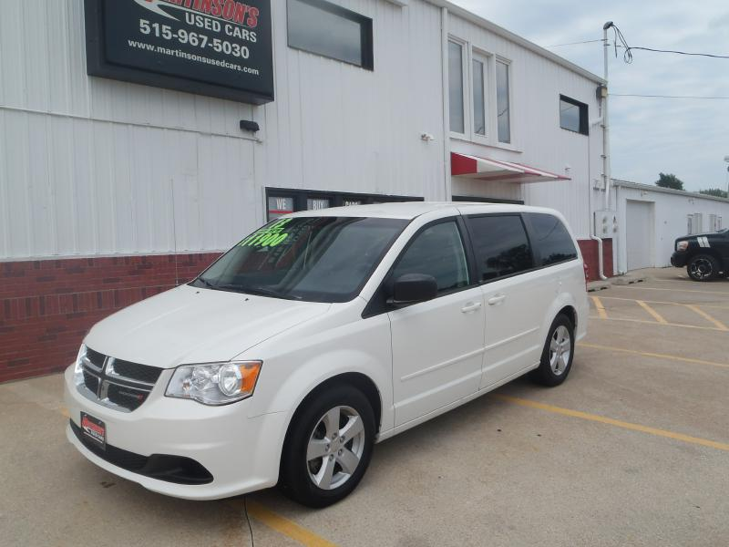 2013 Dodge Grand Caravan  - Martinson's Used Cars, LLC