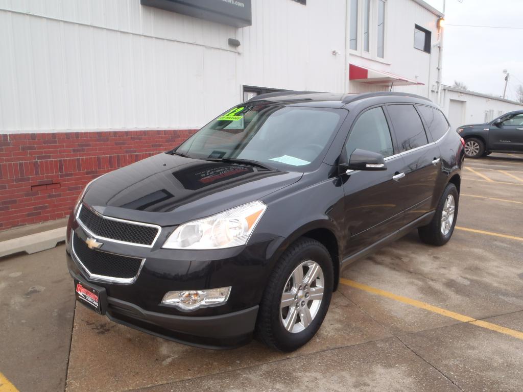 2012 Chevrolet Traverse  - Martinson's Used Cars, LLC