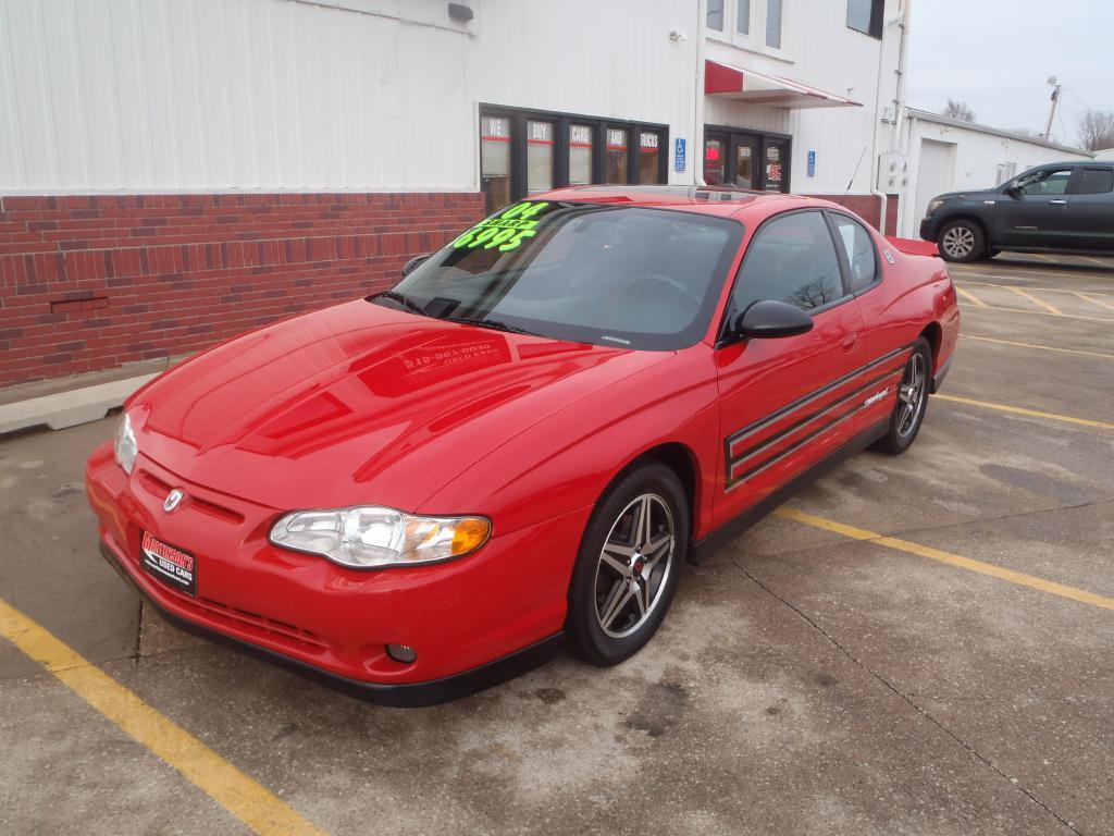 2004 Chevrolet Monte Carlo  - Martinson's Used Cars, LLC