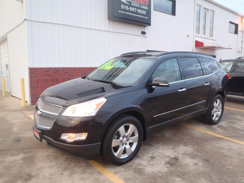 2010 Chevrolet Traverse  - Martinson's Used Cars, LLC