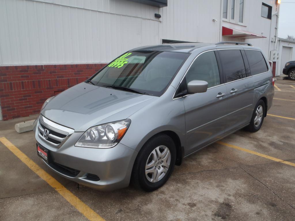 2007 Honda Odyssey  - Martinson's Used Cars, LLC