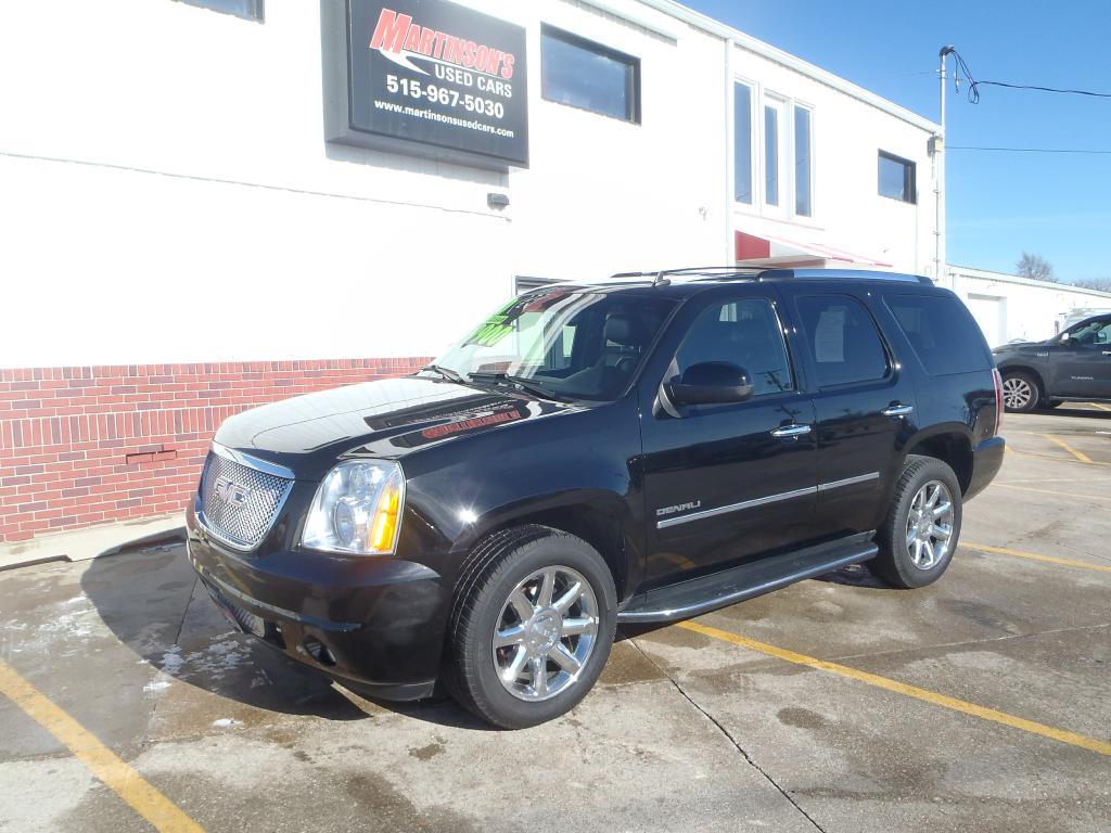 2010 GMC Yukon  - Martinson's Used Cars, LLC