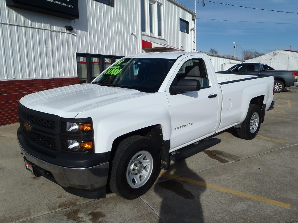 2014 Chevrolet Silverado 1500  - Martinson's Used Cars, LLC