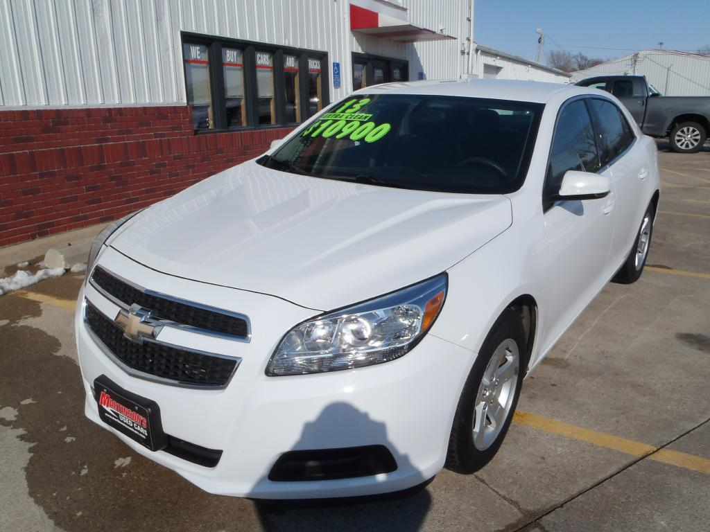 2013 Chevrolet Malibu  - Martinson's Used Cars, LLC