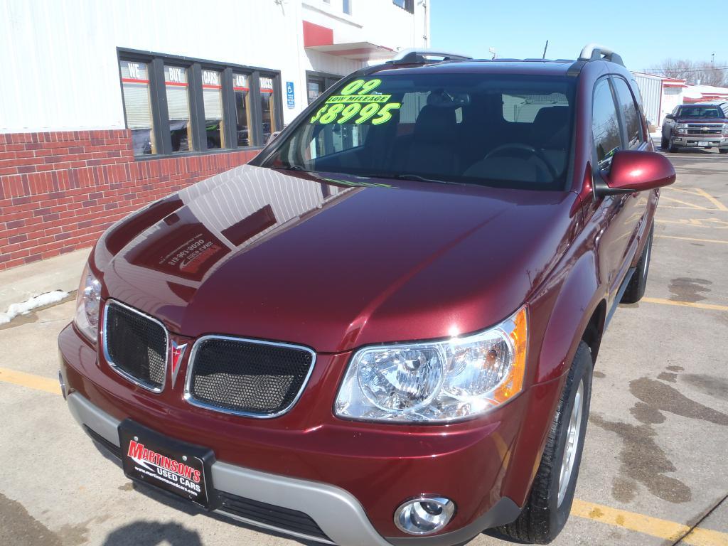 2009 Pontiac Torrent  - Martinson's Used Cars, LLC
