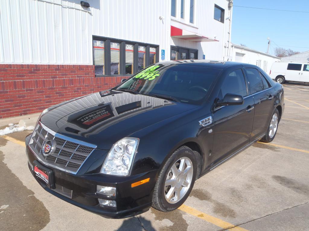 2008 Cadillac STS  - Martinson's Used Cars, LLC