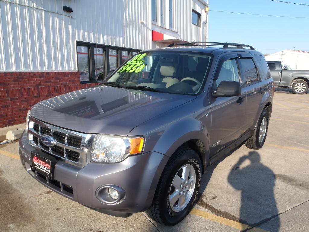 2008 Ford Escape  - Martinson's Used Cars, LLC