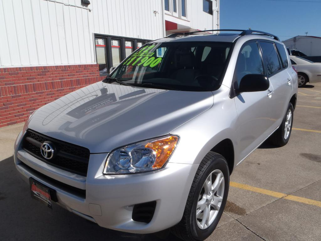 2012 Toyota Rav4  - Martinson's Used Cars, LLC