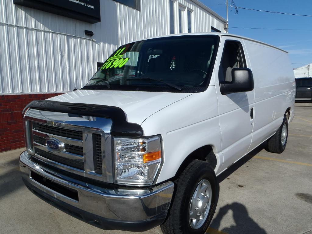 2011 Ford Econoline  - Martinson's Used Cars, LLC