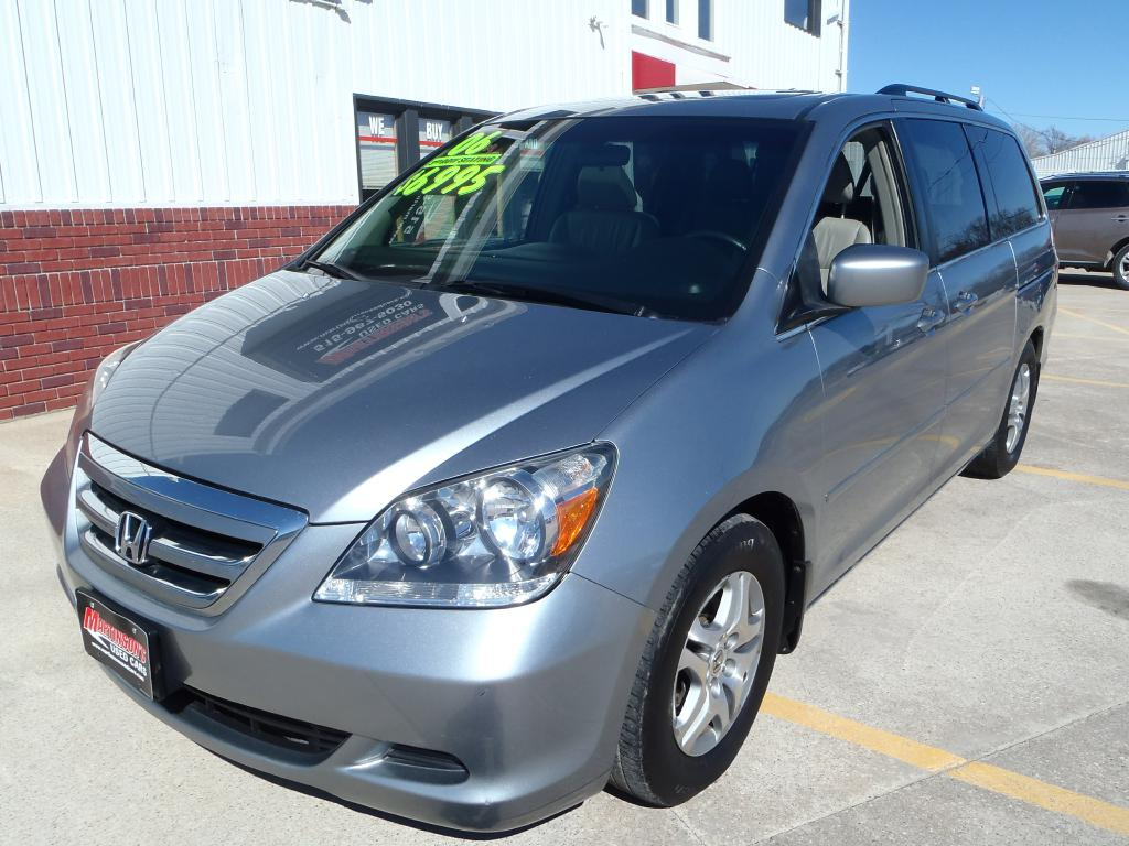 2006 Honda Odyssey  - Martinson's Used Cars, LLC