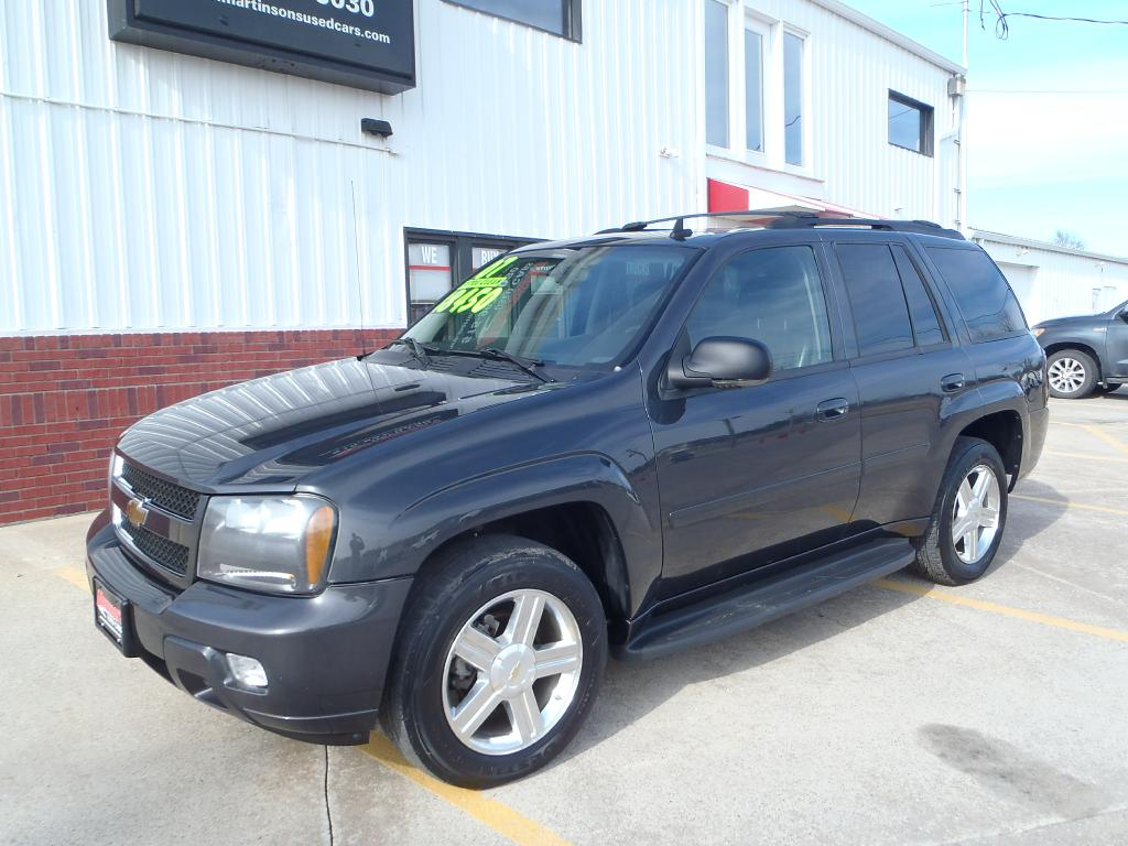 2007 Chevrolet TrailBlazer  - Martinson's Used Cars, LLC