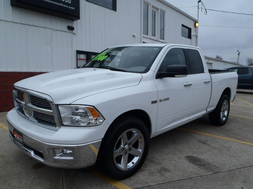 2010 Dodge Ram 1500  - Martinson's Used Cars, LLC
