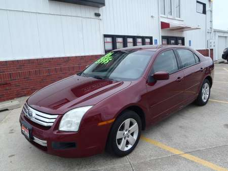 2006 Ford Fusion SE for Sale  - 125704  - Martinson's Used Cars, LLC