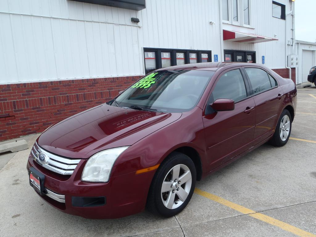 2006 Ford Fusion  - Martinson's Used Cars, LLC