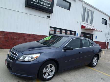 2013 Chevrolet Malibu LS for Sale  - 192520  - Martinson's Used Cars, LLC