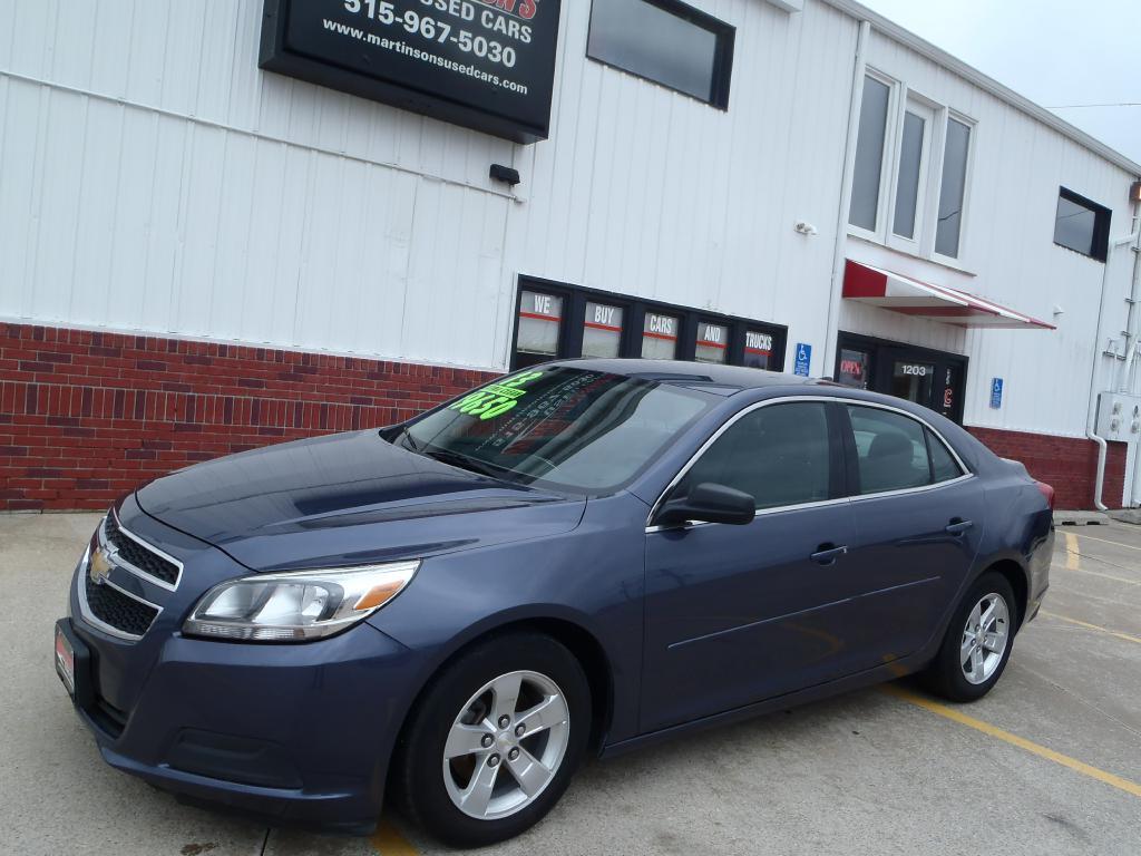 2013 Chevrolet Malibu  - Martinson's Used Cars, LLC