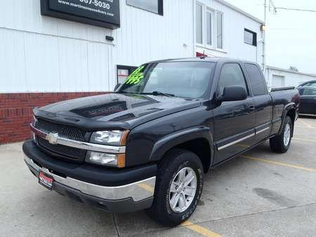 2003 Chevrolet Silverado 1500 EX CAB LT for Sale  - 223772  - Martinson's Used Cars, LLC