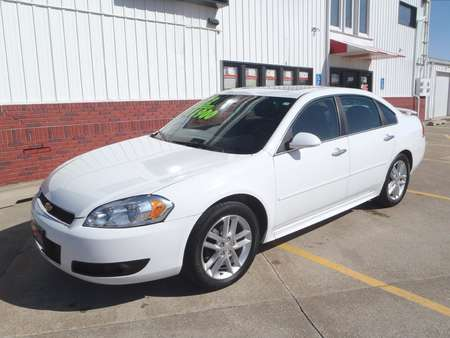2012 Chevrolet Impala LTZ for Sale  - 321302  - Martinson's Used Cars, LLC