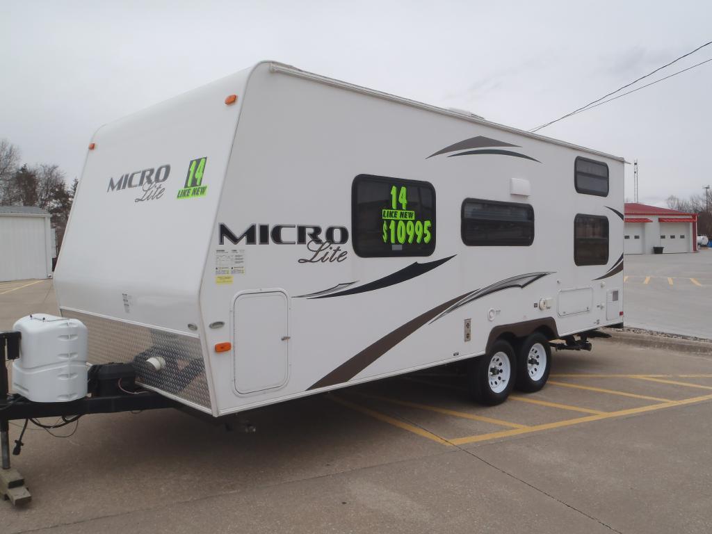 2014 Cherokee MICRO LITE 23LB  - Martinson's Used Cars, LLC