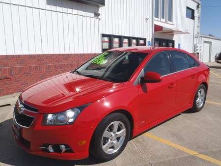 2012 Chevrolet Cruze LT for Sale  - 108981  - Martinson's Used Cars, LLC