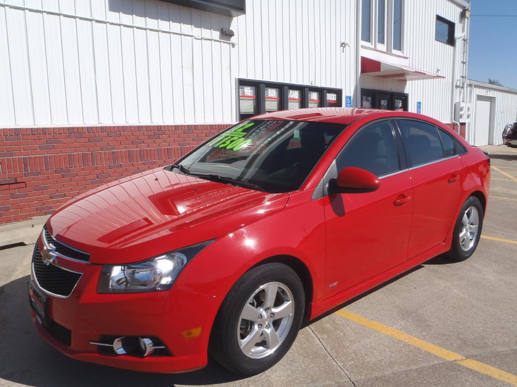 2012 Chevrolet Cruze  - Martinson's Used Cars, LLC