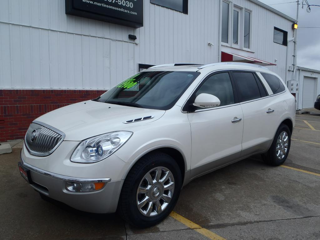 2011 Buick Enclave  - Martinson's Used Cars, LLC