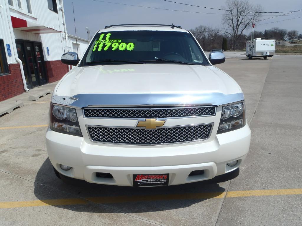 2011 Chevrolet Avalanche  - Martinson's Used Cars, LLC