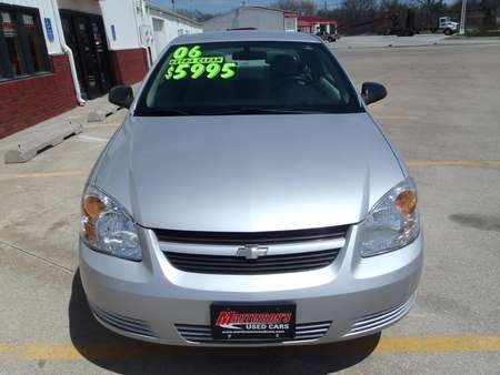 2006 Chevrolet Cobalt LS for Sale  - 732896A  - Martinson's Used Cars, LLC