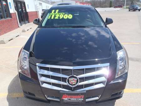 2011 Cadillac CTS LUXURY COLLECTION for Sale  - 169372  - Martinson's Used Cars, LLC