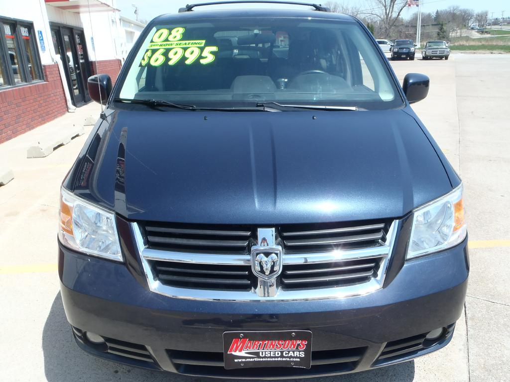 2008 Dodge Grand Caravan  - Martinson's Used Cars, LLC