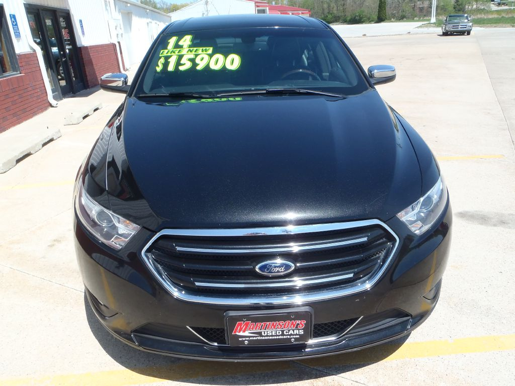 2014 Ford Taurus  - Martinson's Used Cars, LLC