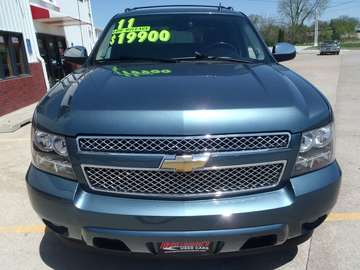 2011 Chevrolet Avalanche LS