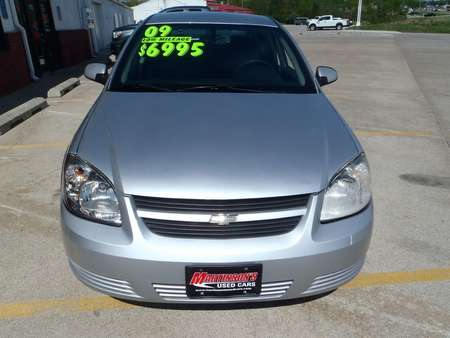 2009 Chevrolet Cobalt LT for Sale  - 119458  - Martinson's Used Cars, LLC