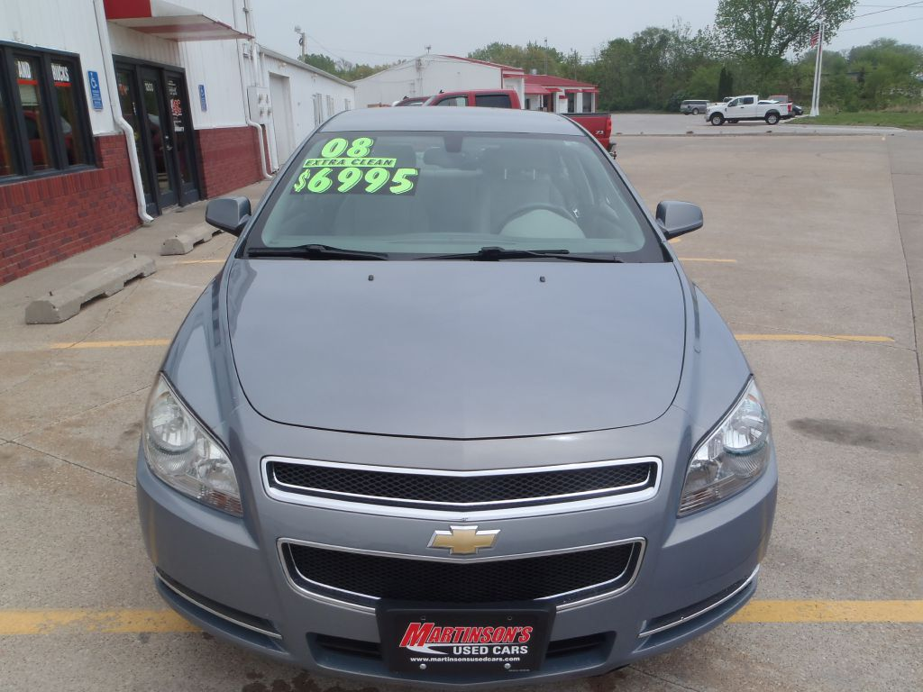 2008 Chevrolet Malibu  - Martinson's Used Cars, LLC