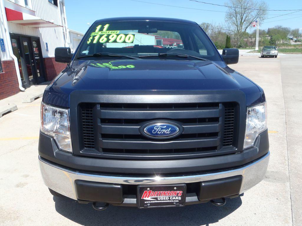 2011 Ford F-150  - Martinson's Used Cars, LLC