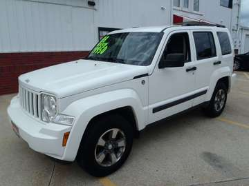 2008 Jeep Liberty SPOR
