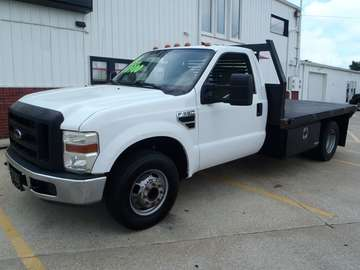 2008 Ford F-350 SUPE