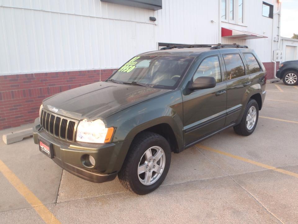 2007 Jeep Grand Cherokee  - Martinson's Used Cars, LLC
