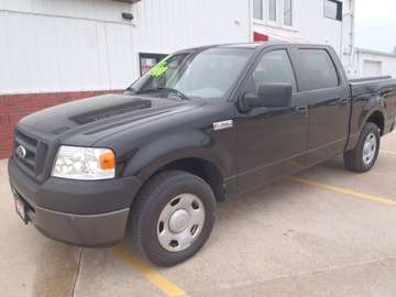 2008 Ford F-150 SUPE