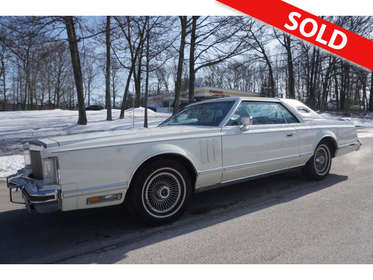 1979 Lincoln Continental Mark