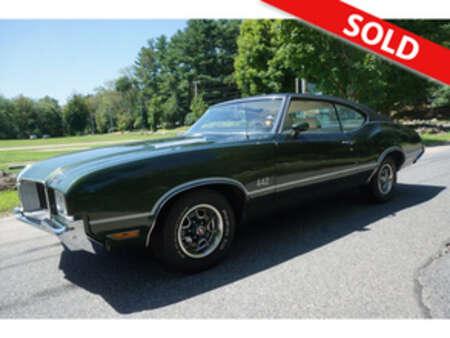 1971 Oldsmobile 442  for Sale  - W-13069  - Classic Auto Sales