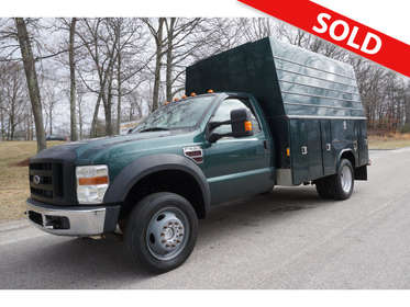 2008 Ford F-550 Supe