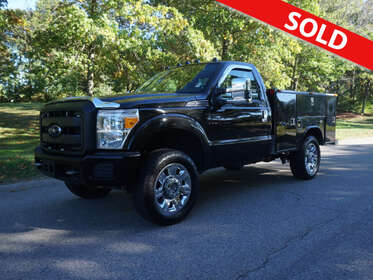 2013 Ford F-350 Supe